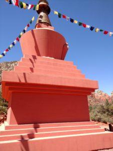 Amitabha Stupa and Peace Park