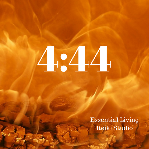 Seeing 444 is better than seeing red