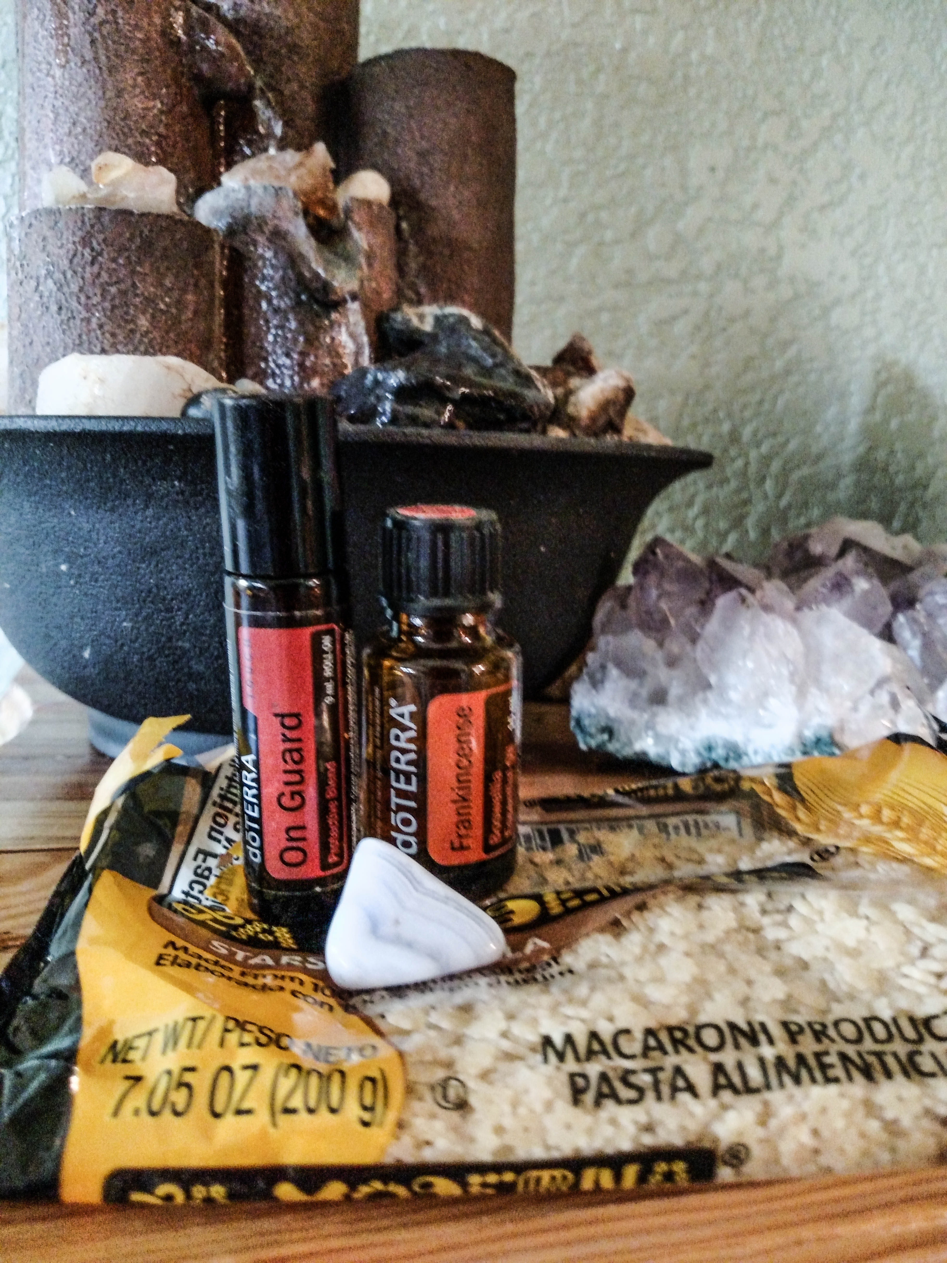 Crystals, Essential Oils and Chicken Soup Kick Some Serious Butt!