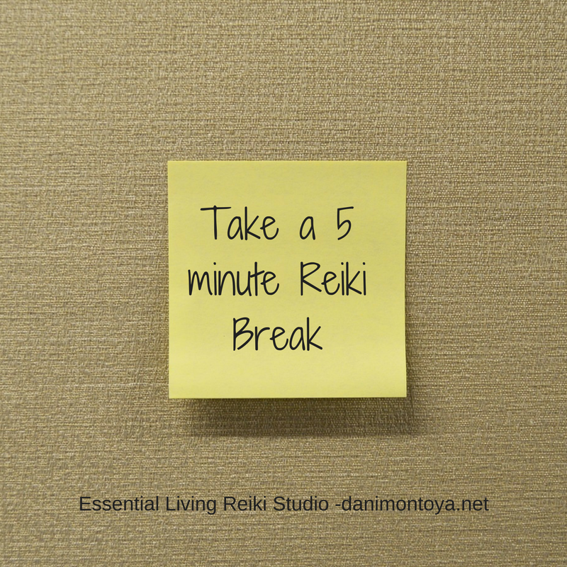 Reiki At Work – 7 tips for a more calm and peaceful work environment